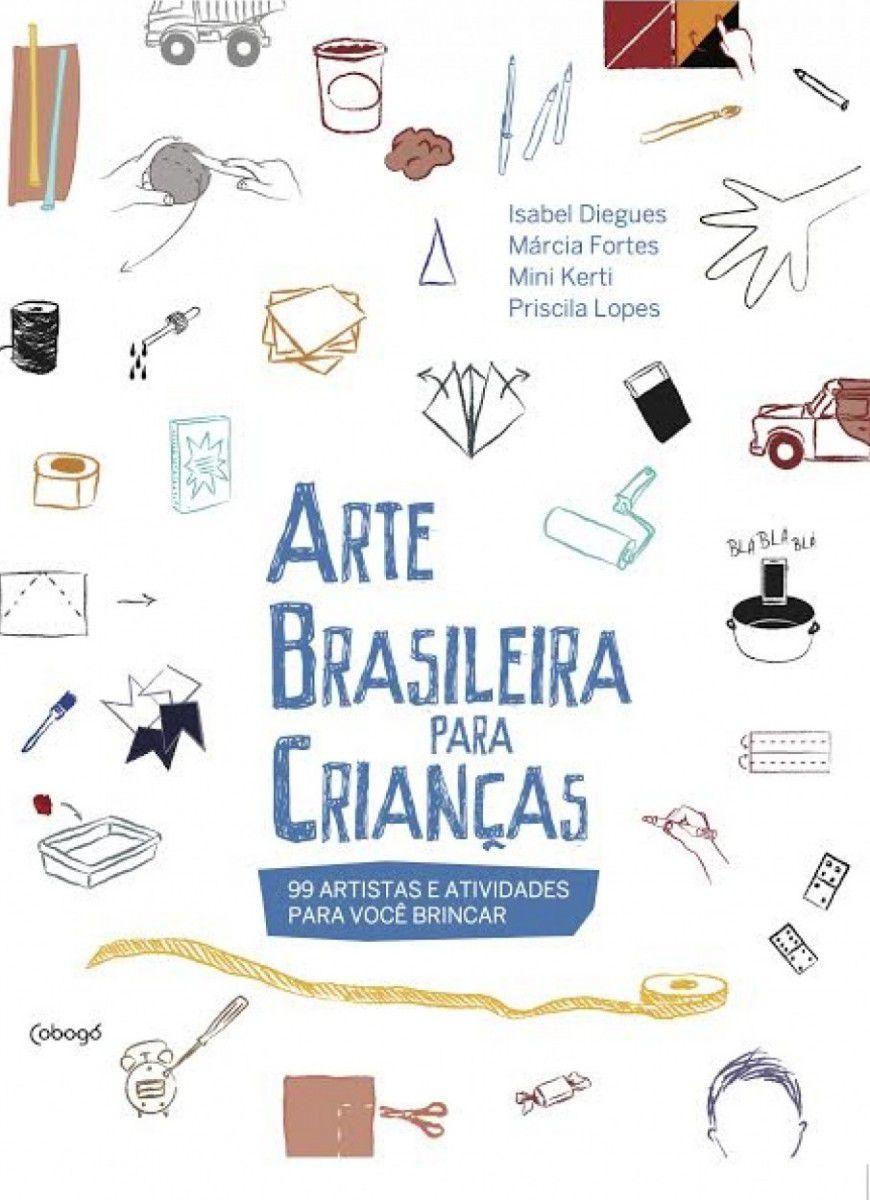 ARTE BRASILEIRA PARA CRIANÇA