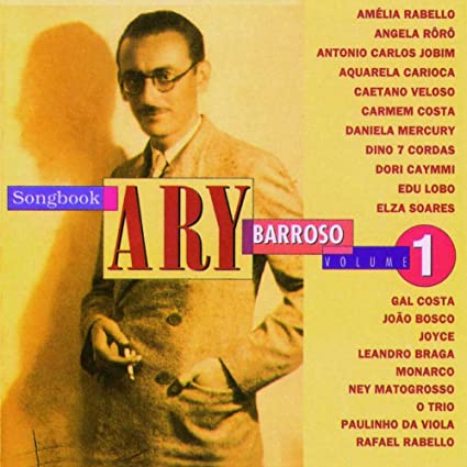 ARY BARROSO SONGBOOK VOL.1 CD