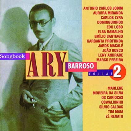 ARY BARROSO SONGBOOK VOL. 2 CD