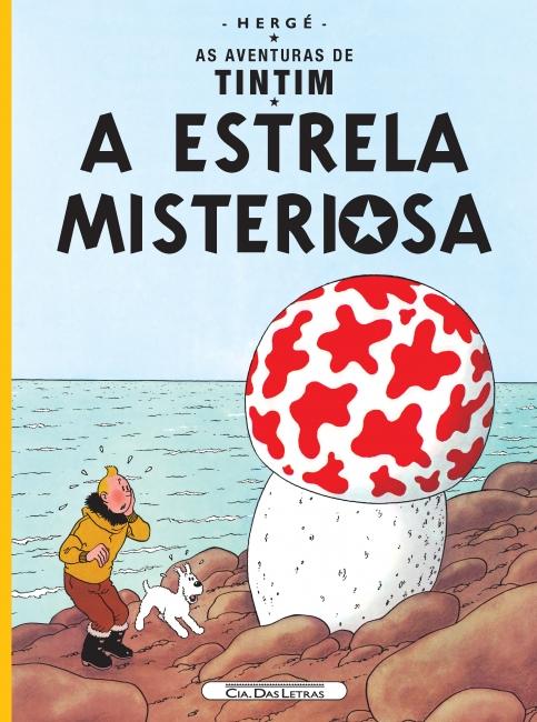 AS AVENTURAS DE TINTIM.A ESTRELA MISTERIOSA