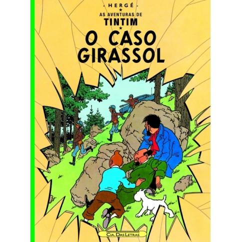 AS AVENTURAS DE TINTIM. O CASO GIRASSOL