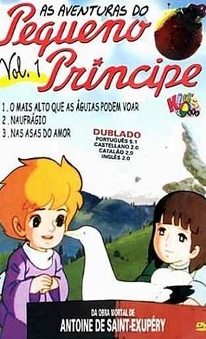 AS AVENTURAS DO PEQUENO PRINCIPE 1978 VOL. 1 DVD