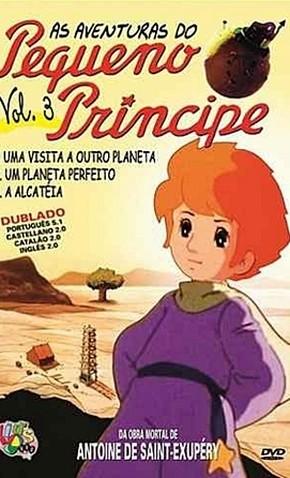AS AVENTURAS DO PEQUENO PRINCIPE 1978 VOL.3 DVD