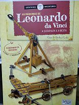 AS MAQUINAS DE LEONARDO DA VINCI CATAPULTA E A BESTA