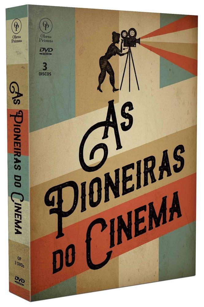 AS PIONEIRAS DO CINEMA