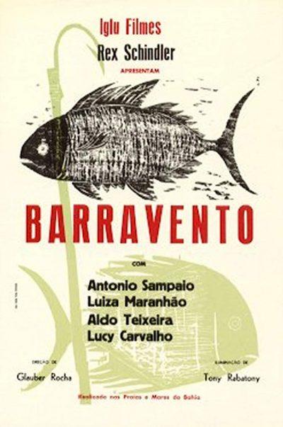 BARRAVENTO DVD