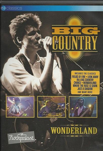 BIG COUNTRY WONDERLAND  DVD