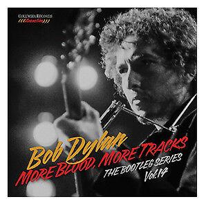 BOB DYLAN MORE BLOOD, MORE TRACKS  VOL.14 CD