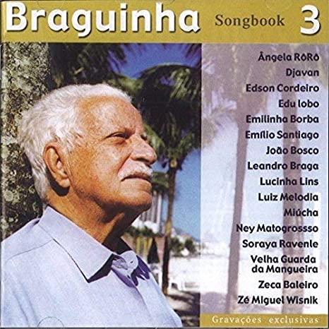 BRAGUINHA SONGBOOK VOL.3 CD
