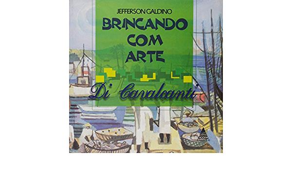 BRINCANDO COM A ARTE DI CAVALCANTI