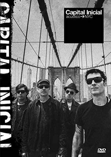 CAPITAL INICIAL ACUSTICO NYC DVD