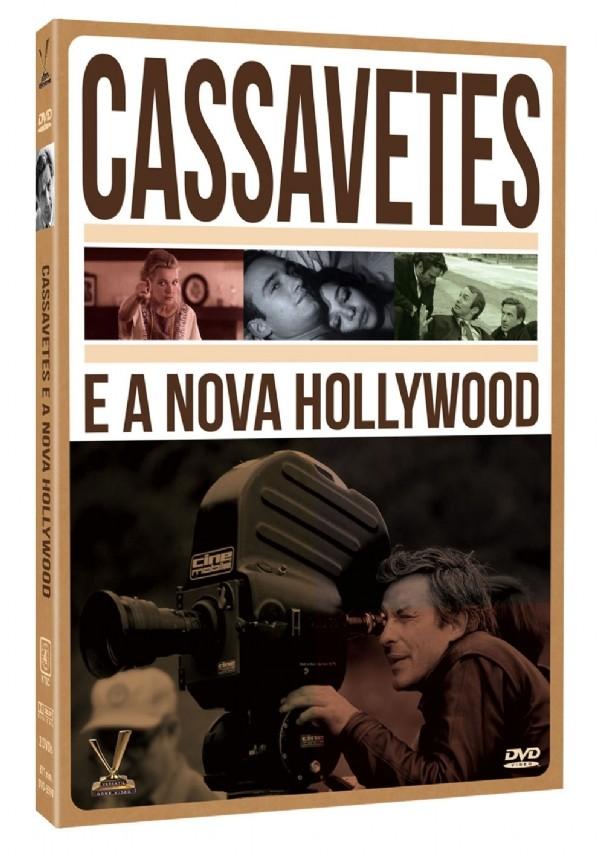 CASSAVETES E A NOVA HOLLYWOOD DVD