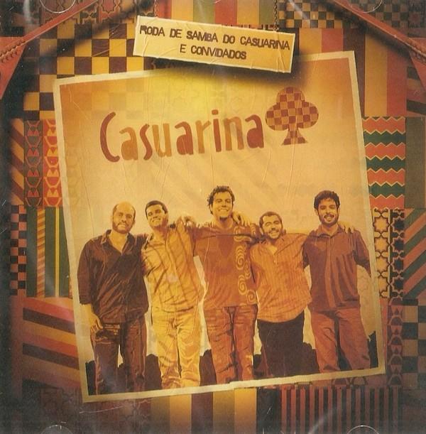 CASUARINA RODA DE SAMBA E CONVIDADOS CD