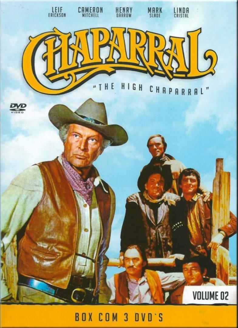 CHAPARRAL VOL 2 BOX
