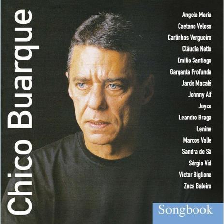 CHICO BUARQUE SONGBOOK VOL.2 CD