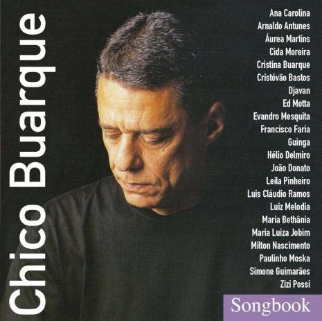 CHICO BUARQUE SONGBOOK VOL.8 CD