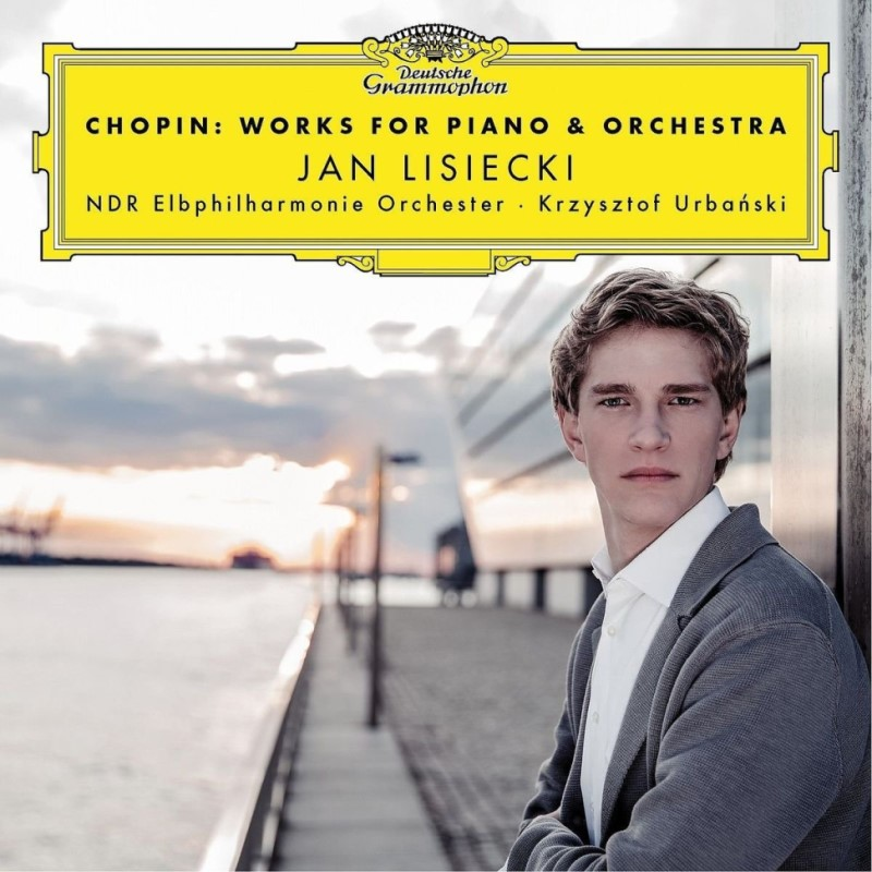 CHOPIN WORKS FOR PIANO & ORCHESTRA CD