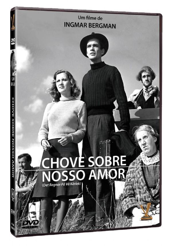 CHOVE SOBRE NOSSO AMOR DVD