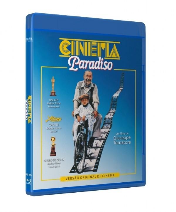 CINEMA PARADISO BLU RAY