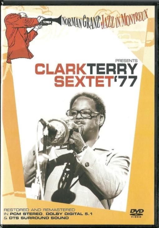 CLARK TERRY SEXTET 77 DVD