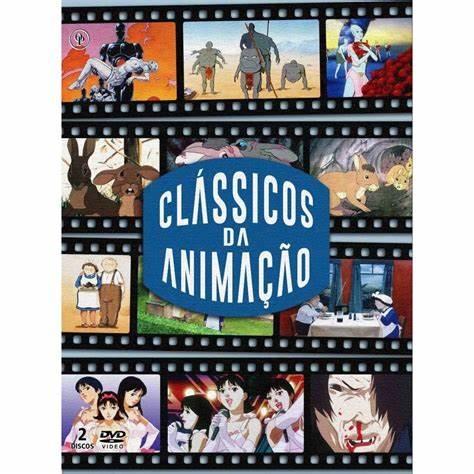 CLASSICOS DA ANIMAÇÃO DVD