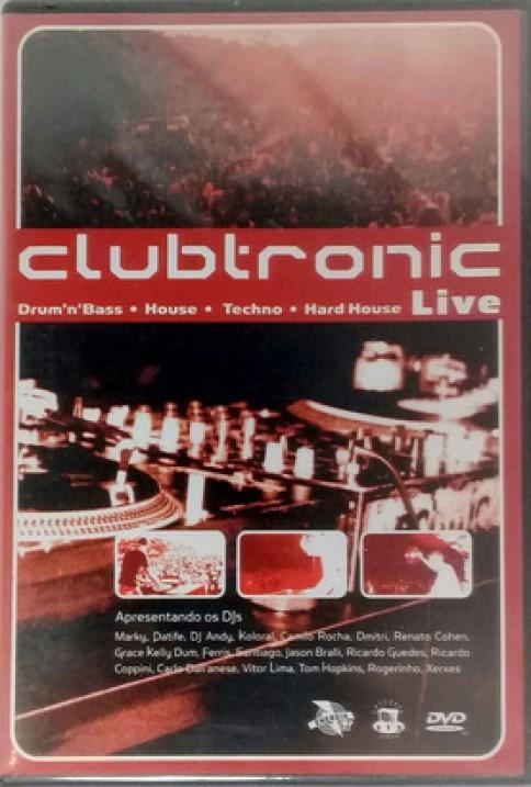 CLUBTRONIC LIVE DVD