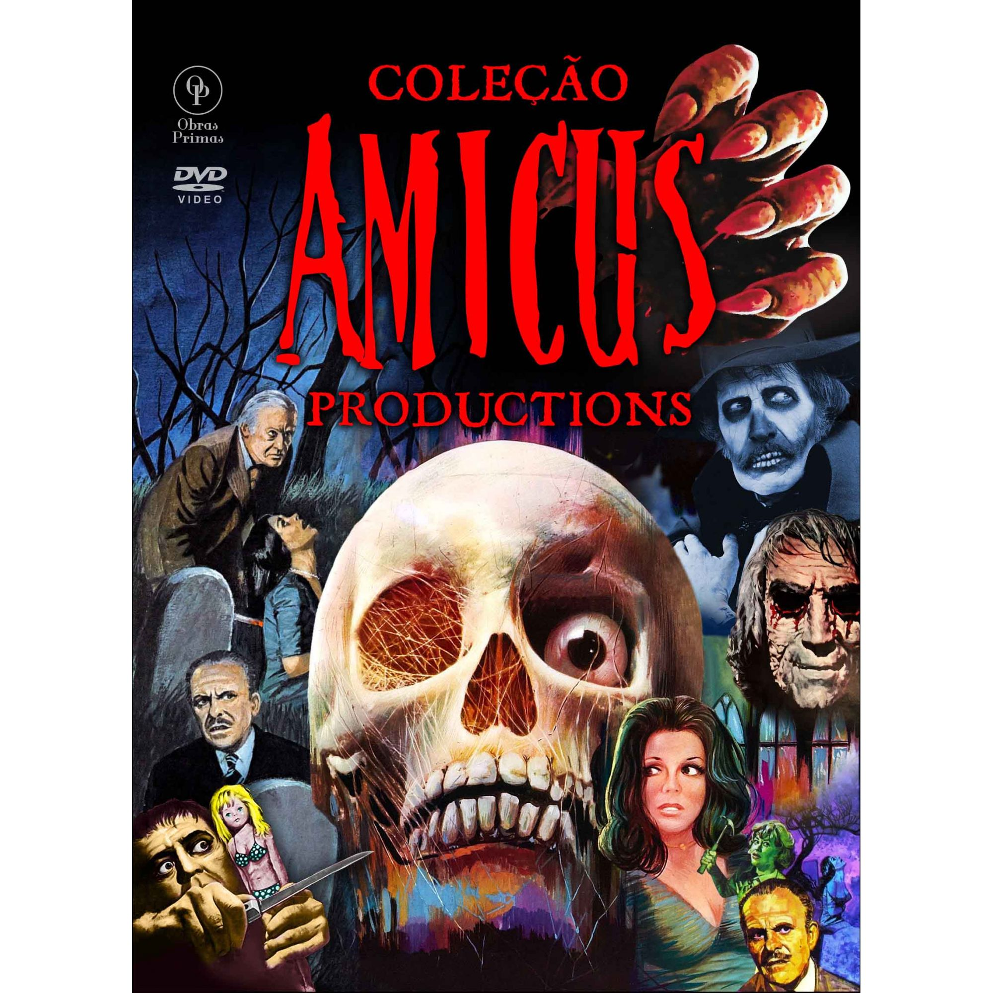 COLEÇÃO AMICUS PRODUCTIONS