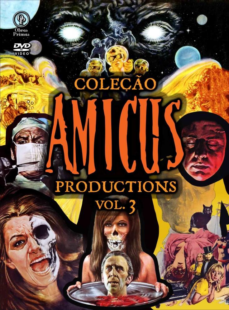 COLEÇÃO AMICUS PRODUCTIONS VOL 3