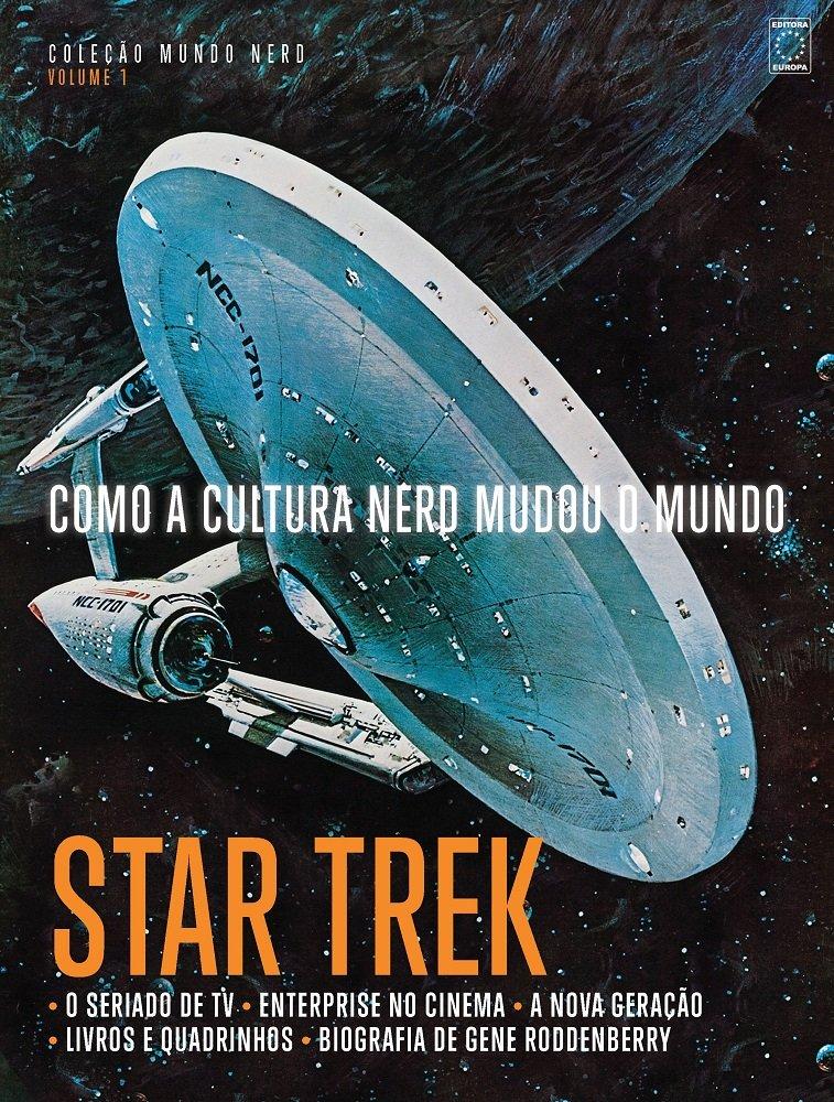 COLEÇAO MUNDO NERD STAR TREK VOL 1