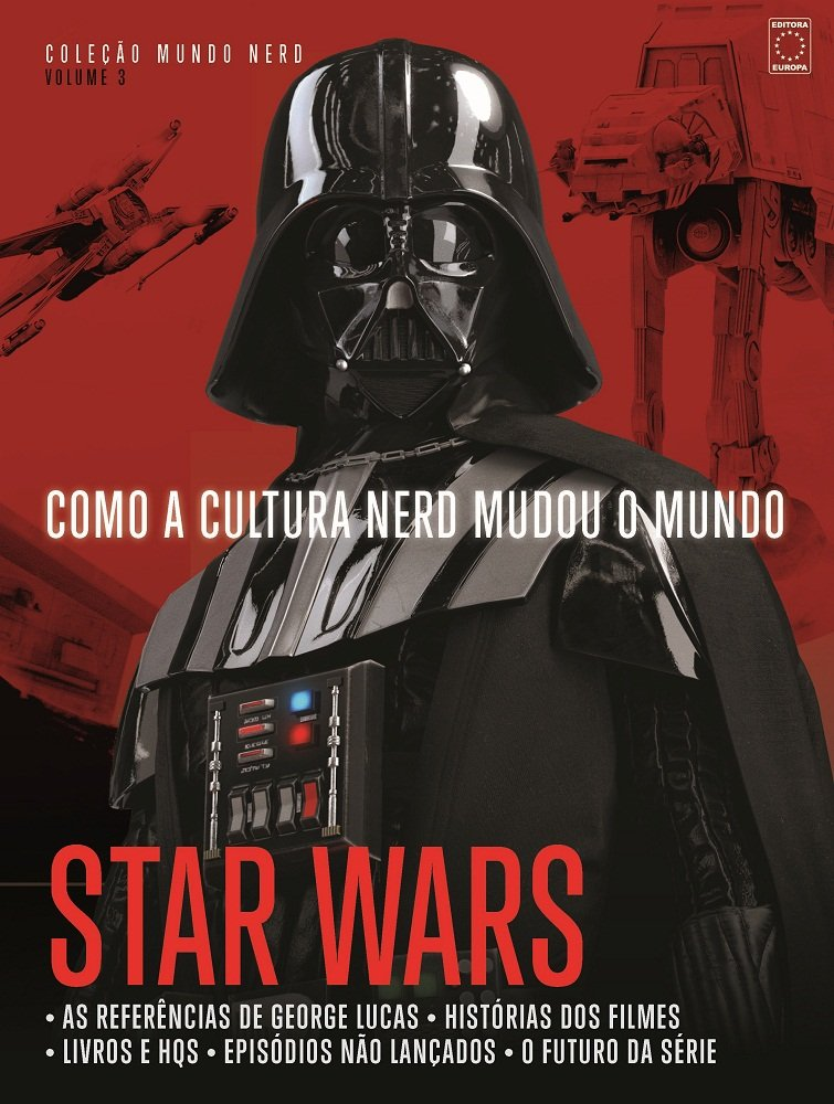 COLEÇAO MUNDO NERD STAR WARS VOL 3