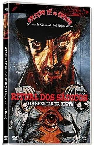 COLEÇAO ZE DO CAIXAO. RITUAL DOS SADICOS(O DESPERTAR DA BESTA) DVD
