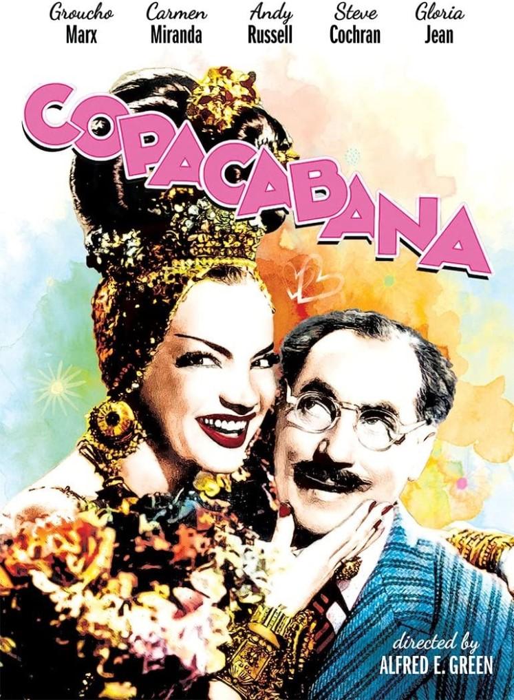 COPACABANA 1947 DVD