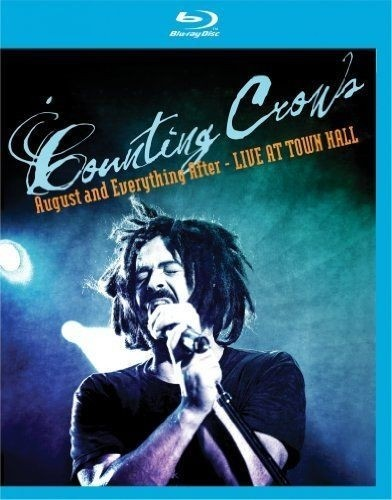 COUTING CROSS LIVE AT TOWN HALL BLU RAY