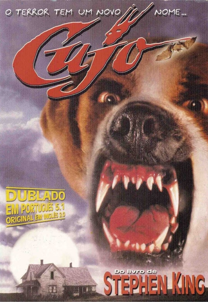 CUJO DVD
