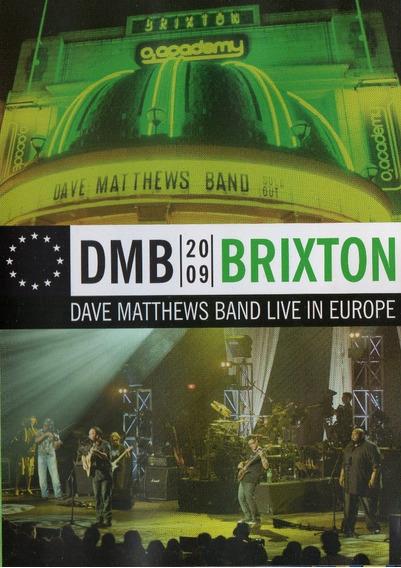 DAVE MATTHEWS BAND LIVE IN EUROPE DVD