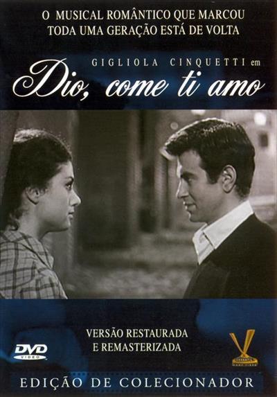 DIO COME TI AMO DVD