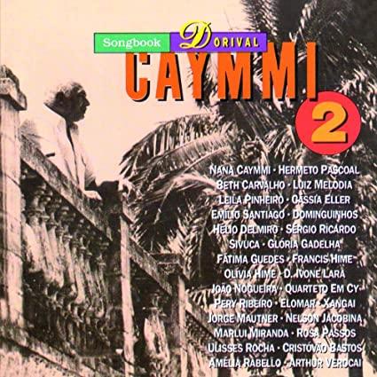 DORIVAL  CAYMMI SONGBOOK VOL.2 CD