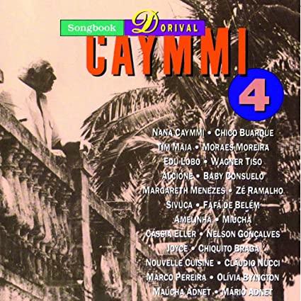 DORIVAL  CAYMMI SONGBOOK VOL.4 CD