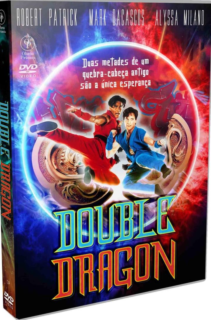 DOUBLE DRAGON DVD