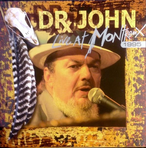 DR JOHN LIVE IN MONTREUX 1995 CD