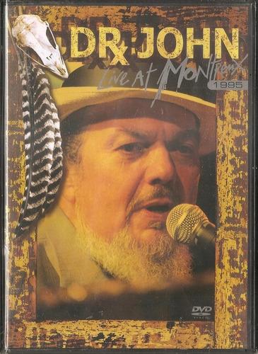 DR JOHN LIVE IN MONTREUX 1995 DVD