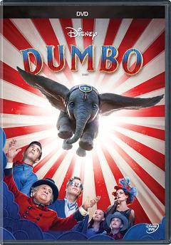 DUMBO 2019 DVD