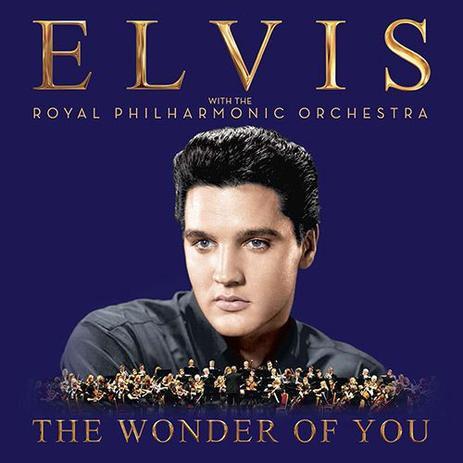 ELVIS PRESLEY THE WONDER OF YOU CD