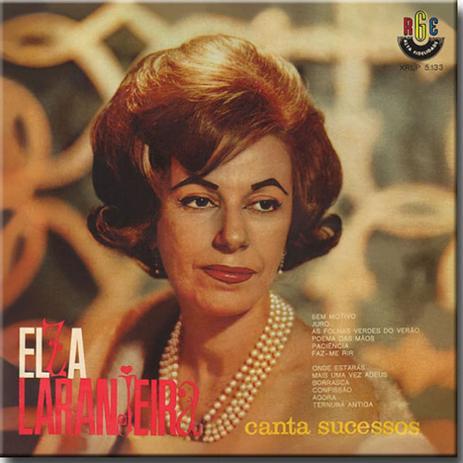 ELZA LARANJEIRA CANTA SUCESSOS CD
