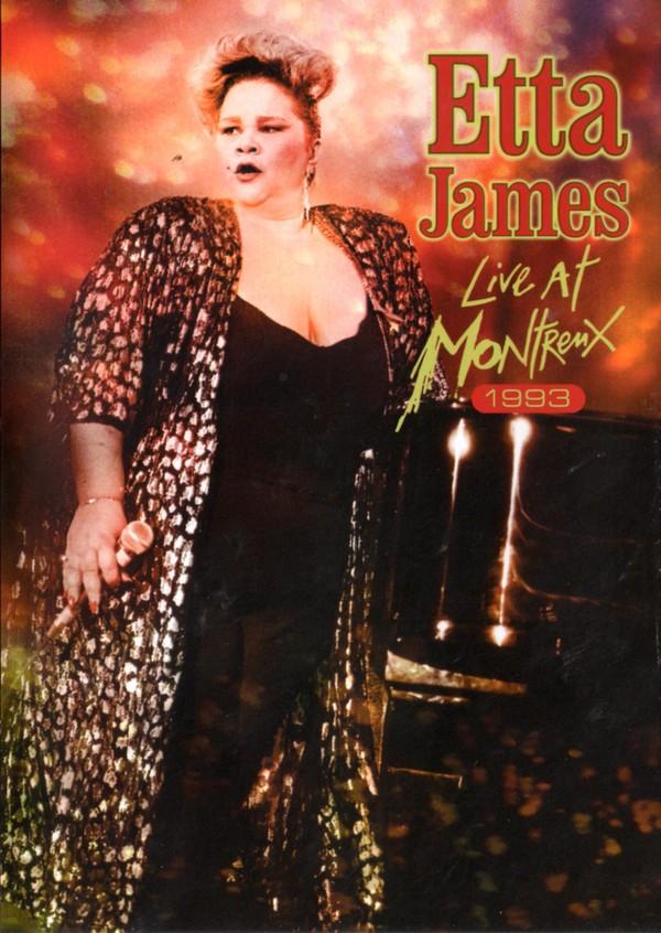 ETTA JAMES LIVE AT MONTREUX DVD