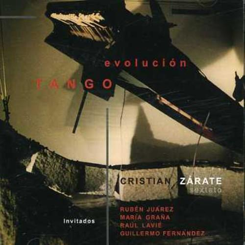 EVOLUCION TANGO CD