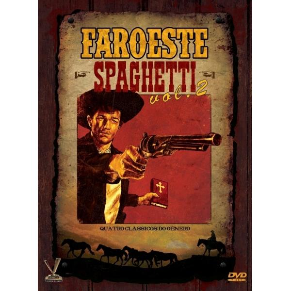 FAROESTE SPAGHETTI VOL 2 DVD
