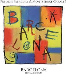 FREDDIE MERCURY BARCELONA SPECIAL EDITION CD