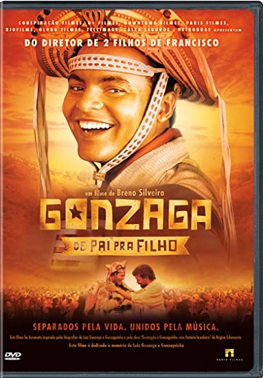 GONZAGA DE PAI PRA FILHO DVD
