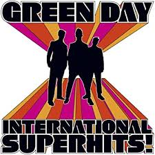 GREEN DAY INTERNATIONAL SUPERHITS CD
